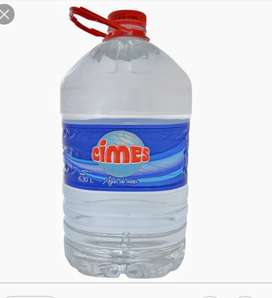 Agua Cimes de 6 Lt