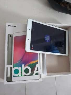 Tablet Samsung 2 meses de uso