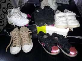 Zapatillas de Chicos Y Bebes
