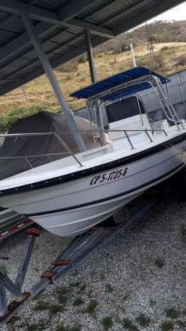 Vendo bote de 30 pies
