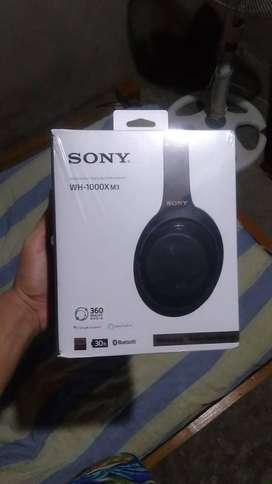 Vendo o cambio Audifonos Sony wh1000xm3 originales