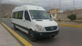 Se vende Mercedes benz. Modelo Sprinter 515, Año 2012