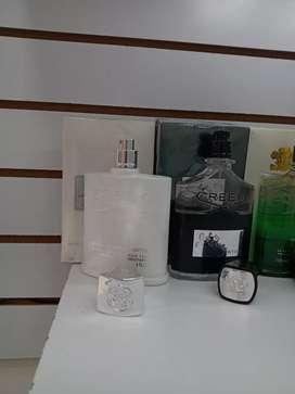 Promoción de perfumes