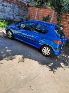 Peugeot 206 inmaculado
