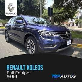 RENAULT KOLEOS modelo 2019 - tan solo 16mil km