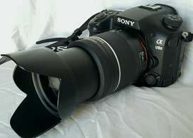 Sony Alpha 99ll, Lente Sony  24  70 F2.8