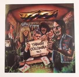 Thrash Colombia Volumen 1 Vinilo Lp