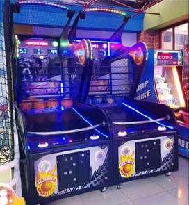 Maquinas de video juego, arcades y redenccion