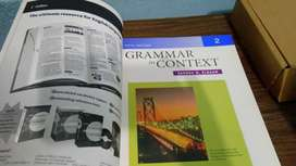 Libro de Inglés English Book Grammar In Context 5a Edicion N2 En Perfecto Estado