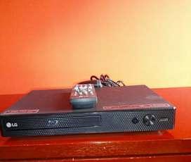 Blu-ray LG / Internet