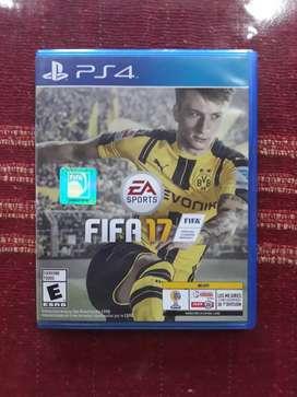 FIFA 17 ps4 fisico