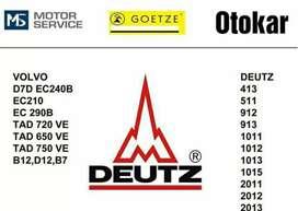 Repuestos diesel deutz vlv cc