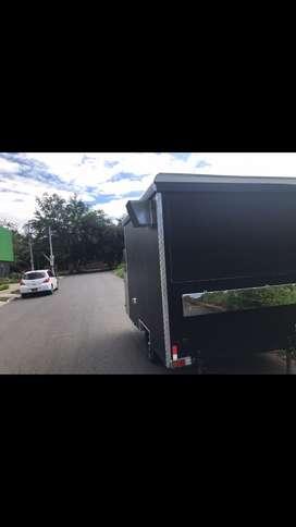 Trailer de comidas / food truck