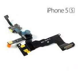 cámara delantera iPhone 5s