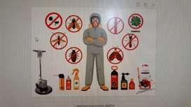 limpieza y fumigacion