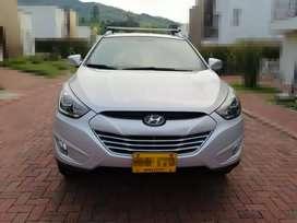 Camioneta Hyundai Tucson ix 35 como nueva