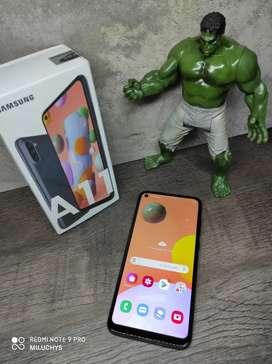 SAMSUNG A11 64GB SIN USO ORIGINAL Y LIBRE CON GARANTÍA