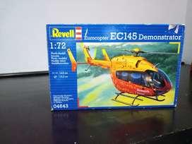 Helicóptero armable EC145 Demonstrator