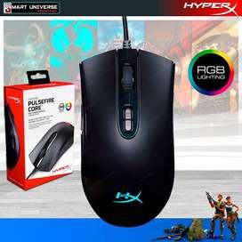 Mouse Raton Gaming HyperX Pulsefire USB RGB LED 7 Botones