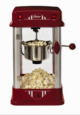 Maquina para hacer crispetas Oster