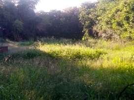 Vendo terreno vía yaguara