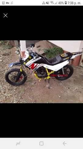 Bonita moto en venta