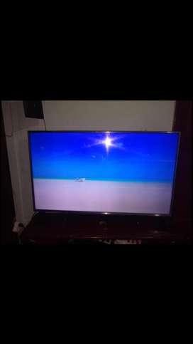 """Lg smart tv 50"""" con caja y factura"""
