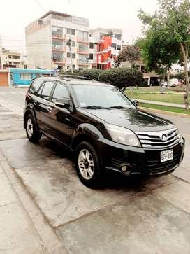 Remate Great Wall Haval H3 2011