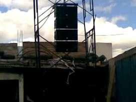 VENDO  SONIDO 950737391  PARA ORQUESTAS  RCF