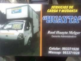 Mudanza y Carga Huayta