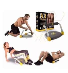 Ab tomic abdominales ejercicio