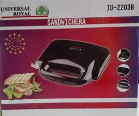 Sandwichera Universal Royal