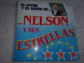 3Lp en uno Nelson y sus Estrellas