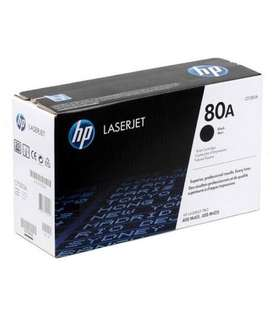 toner original hp 80A