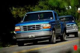 Vendo ford f 150 Flare side  modelo 94