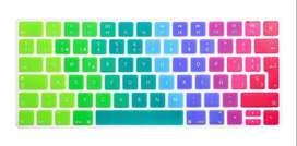 Protector Teclado Idioma Español Apple Magic Keyboard 2 - COLORES DEGRADE