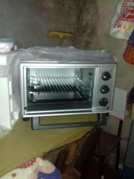 Un horno en perfecto estado