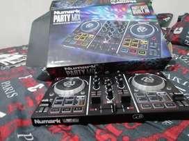 Virtual DJ Numark party mix