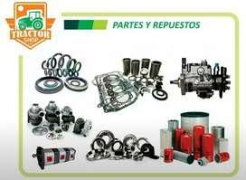 Repuestos para Tractores y maquinaria