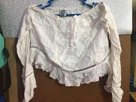 Blusa elegante talla xs INDEX