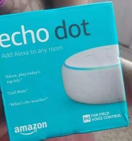 Parlante Amazon Alexa - asistente de voz 4GParlante Amazon Alexa - asistente de voz 4G