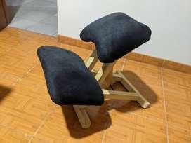 Silla ergonómica - Silla de rodillas