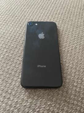 Vendo Iphone 8 impecable