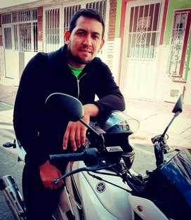 Estoy Disponible Domiciliario con moto