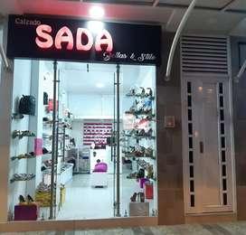 Se vende local de calzado