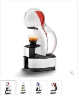 Cafetera Colors Para Capsulas Dolce Gusto NUEVA