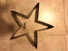 Vendo estrellas decorativas $300