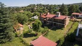 mc94 - Casa para 2 a 5 personas con cochera en Estancia Vieja
