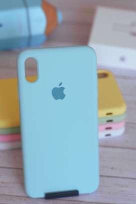 Silicone Case Para iPhone Barato