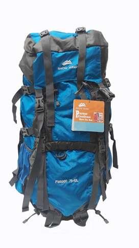 Mochila Camping Trekking 7510 Lts Importada